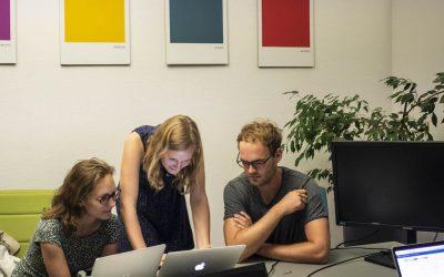 Studentische/r Mitarbeiter/in im Office-Management